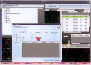 EMG System Protocol wizzard