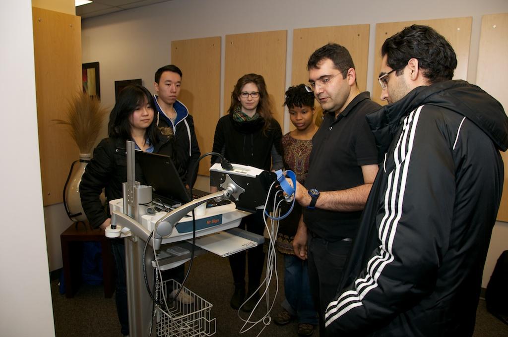 EMG Demonstration