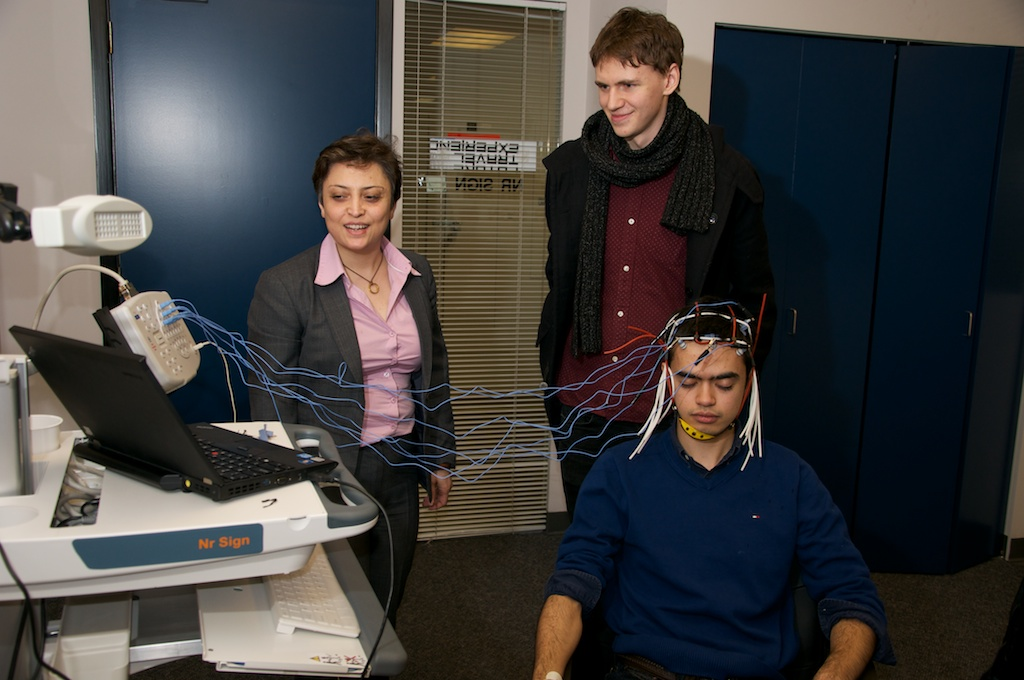 EEG Demonstration